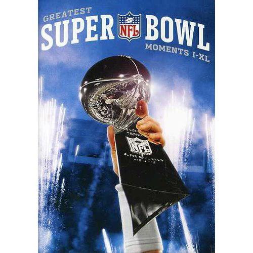 NFL Films: Greatest Super Bowl Moments I - XL