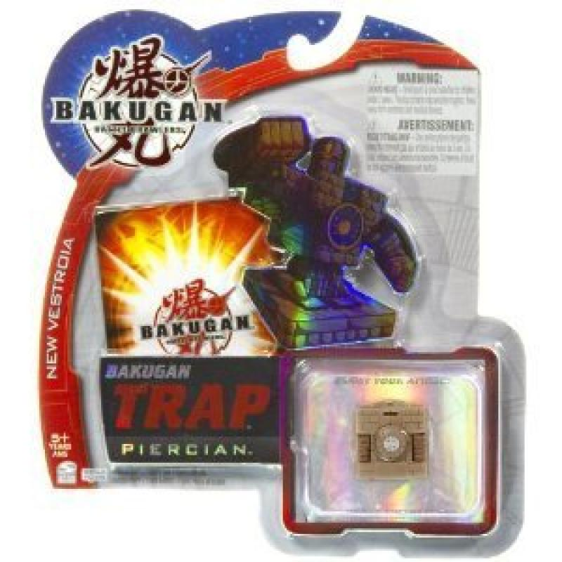 "Piercian (Pyrus) - Bakugan Trap New Vestroia Series - "" NOT Randomly Picked"", Sold As Shown In The Picture! (C4O25)"