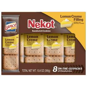 Nabisco Oreo Double Stuf Chocolate Sandwich Cookies 1535 Oz Tray