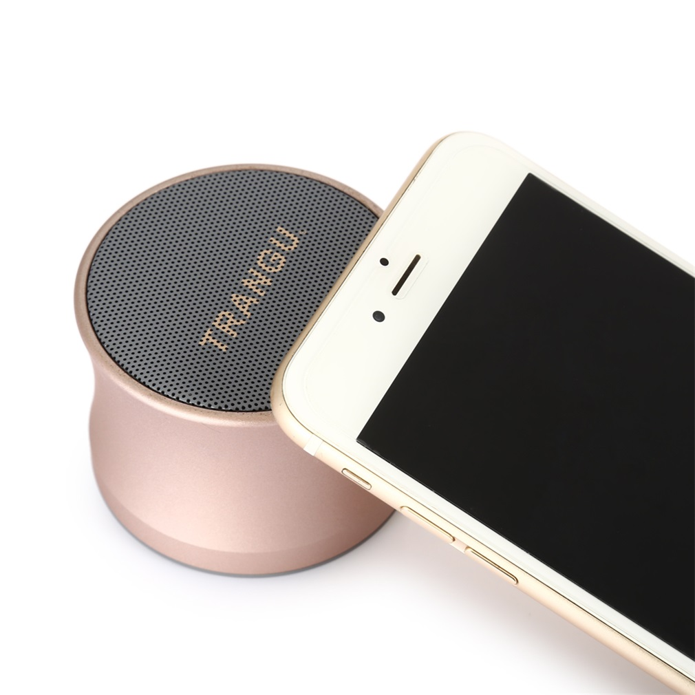 TRANGU Modern Design Hifi Super Bass Stereo Wieless Bluetooth 2.1 Speaker  Handsfree Portable Speaker For Iphone