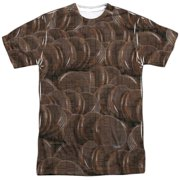 Moon Pie Overload Mens Sublimation Polyester Shirt