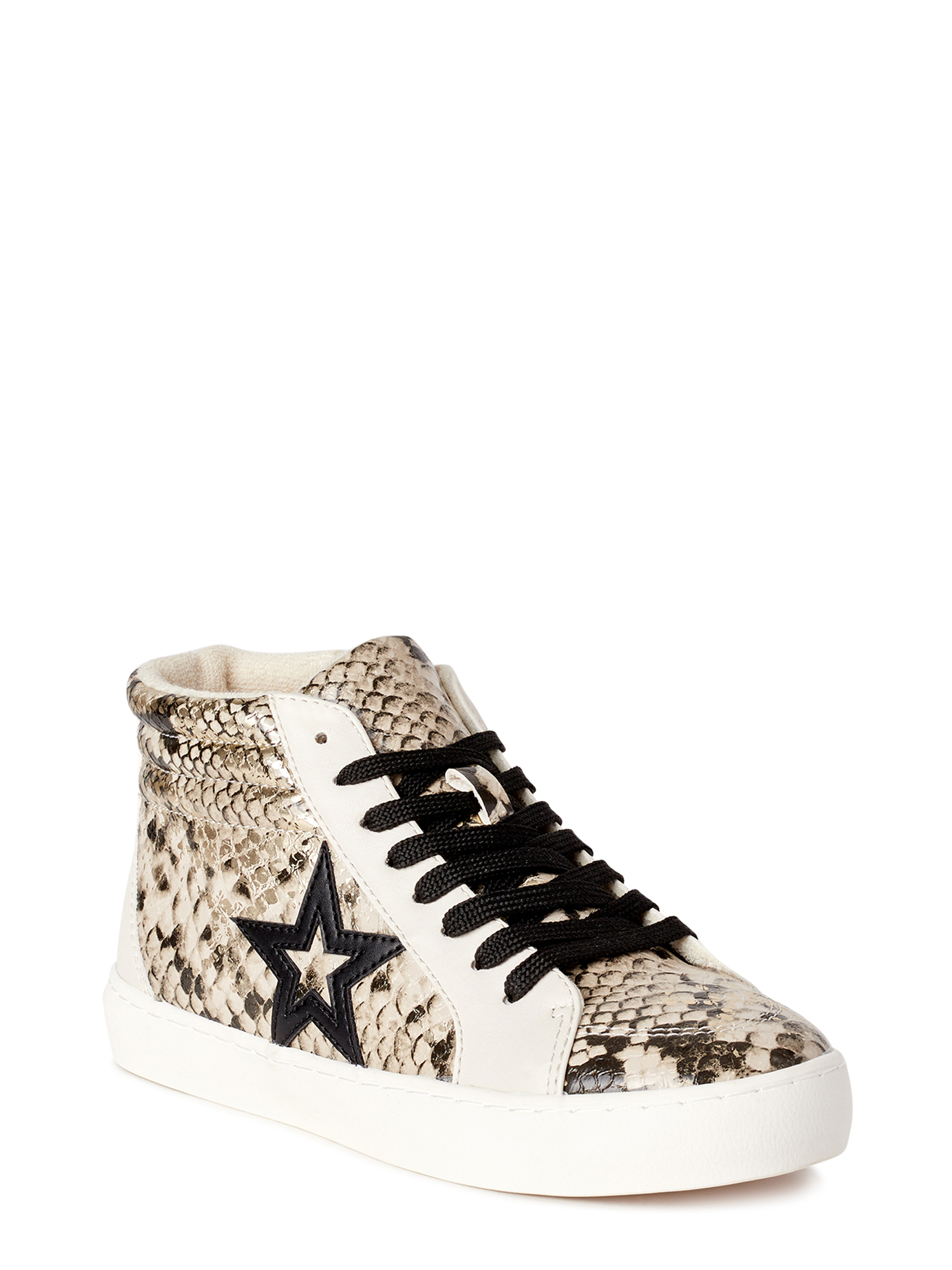 Time and Tru Women's High-Top Sneakers