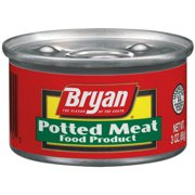 Bryan Potted Meat, 3oz can