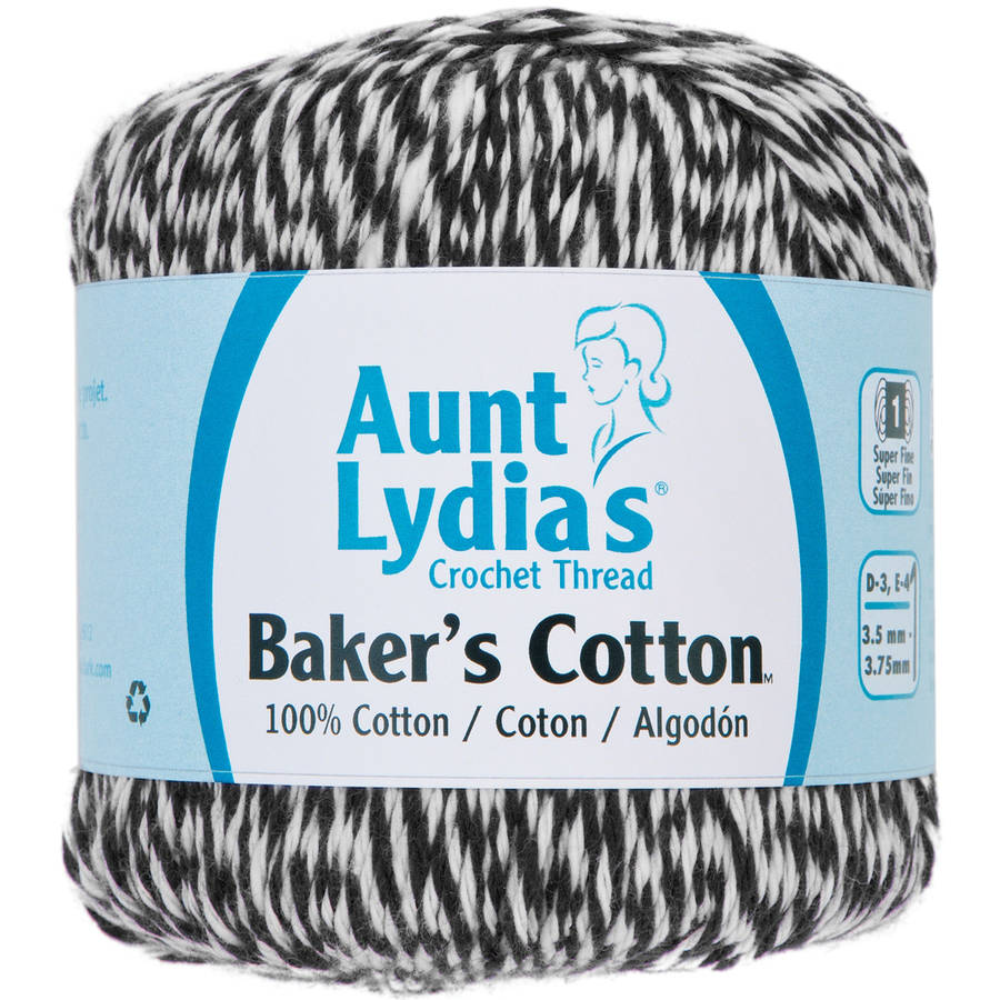Aunt Lydia????s Baker????s Cotton, Available in Multiple Colors