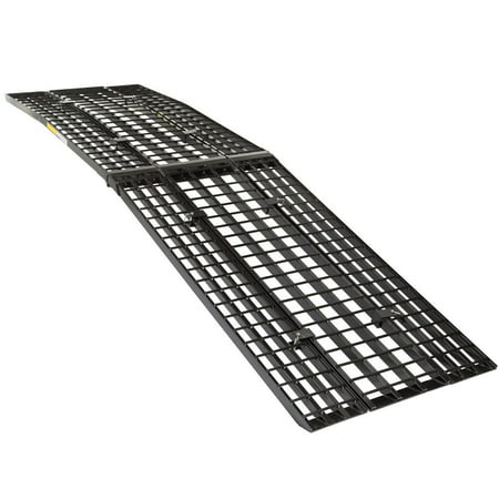Motorcycle Loading Ramp >> 12 Ft Black Widow Arched Aluminum Extra Long Motorcycle Loading