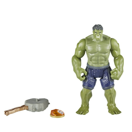 Marvel Avengers: Infinity War Hulk with Infinity Stone - Marvel Hulk Hands