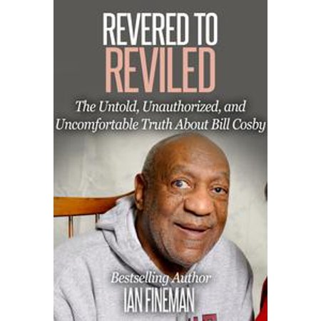 Revered to Reviled: The Untold, Unauthorized, and Uncomfortable Truth About Bill Cosby - - Bill Cosby Halloween Suit