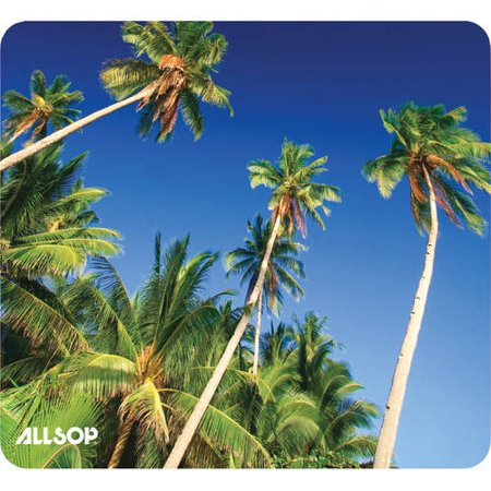 Image of Allsop(TM) 31427 Naturesmart Mouse Pad (Palm Trees)