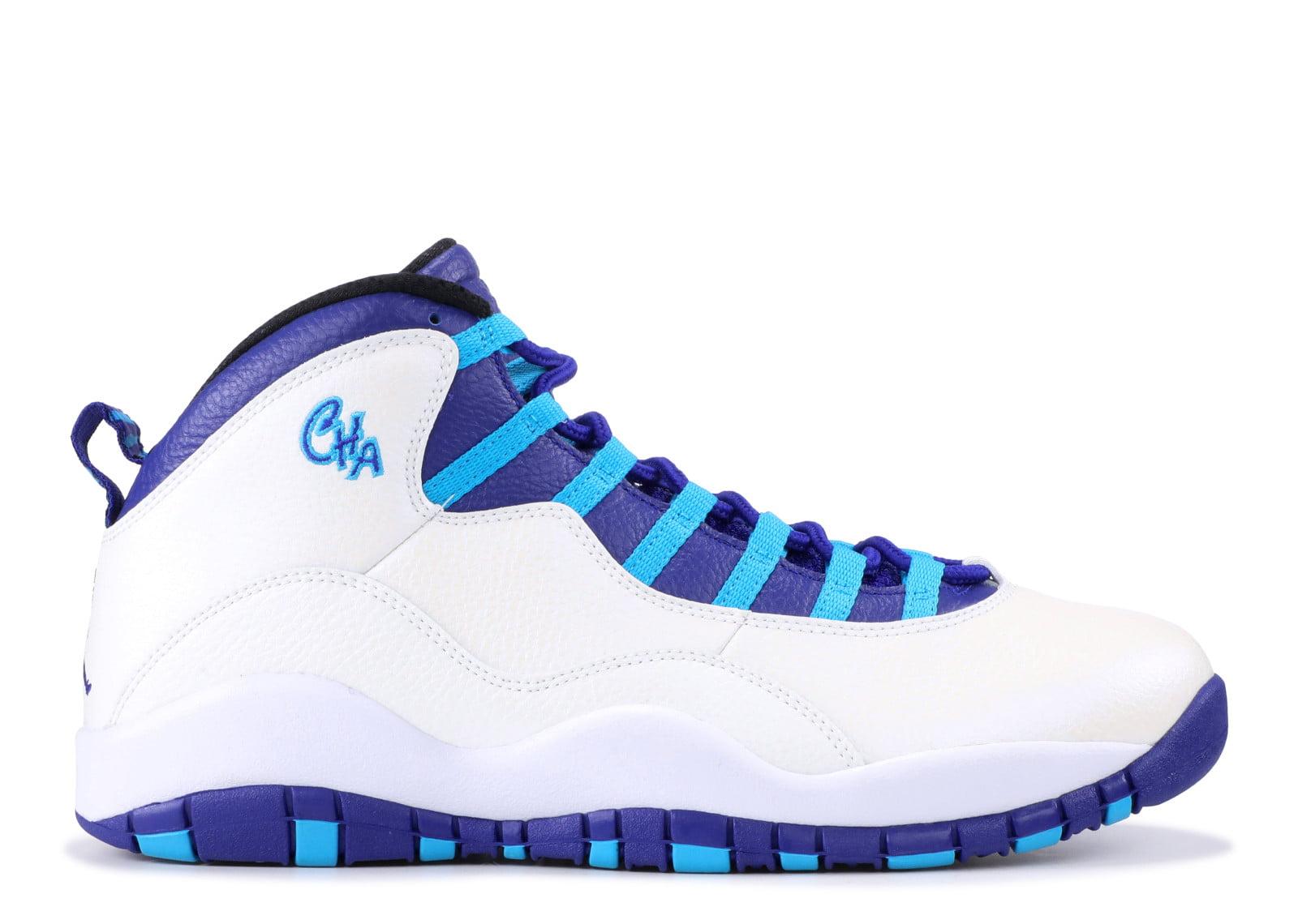 a1ec0d3c41d0d2 Air Jordan - Men - Air Jordan 10 Retro  Charlotte  - 310805-107 - Size 11.5