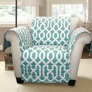 Edward Furniture Protector, Trellis Arm Chair