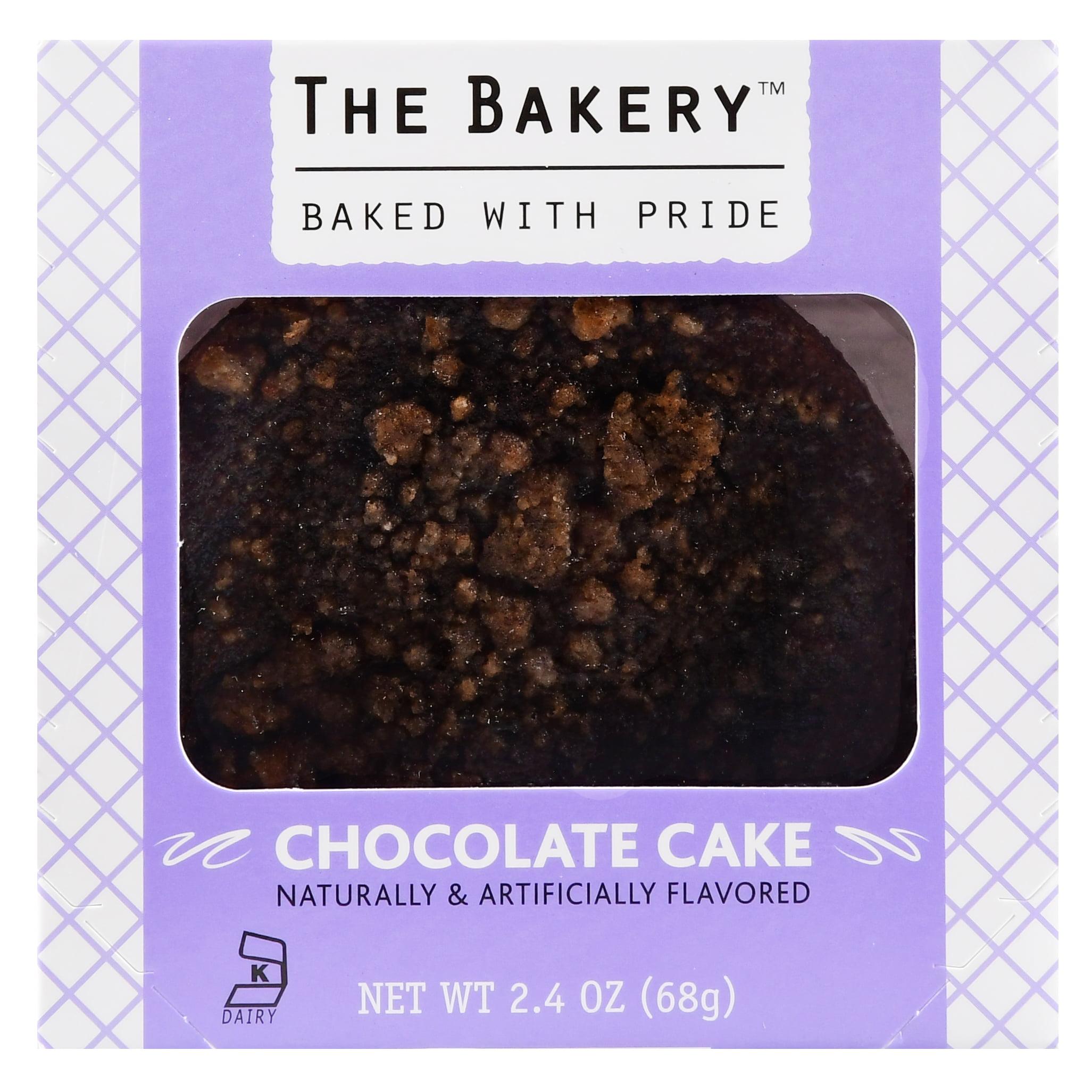 The Bakery Chocolate Cake, 2.4 oz