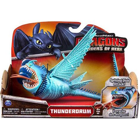 Dreamworks Dragons Defenders of Berk - Action Dragon Figure -