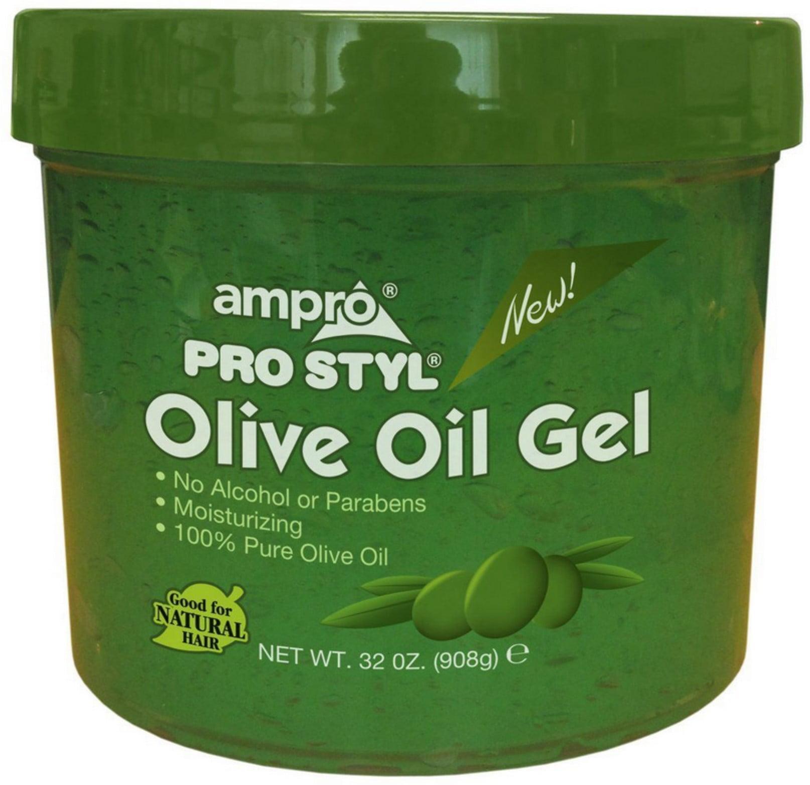 Ampro Olive Oil Gel, 32 oz