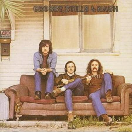 Crosby Stills & Nash (CD) (Remaster) ()