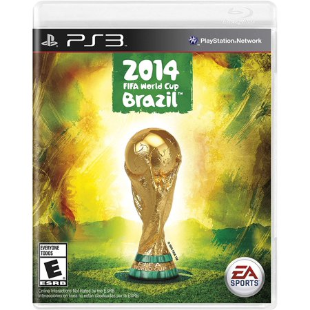EA Sports 2014 FIFA World Cup Brazil - PlayStation 3, Experience all the fun, excitement, and drama of football's greatest event By by Electronic