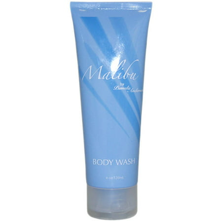 Pamela Anderson Malibu For Women Body Wash  4 Oz