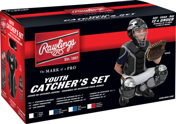 Rawlings Youth Renegade Series Catcher's Set by Rawlings