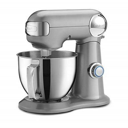 Cuisinart Precision Master 3.5Qt Stand Mixer, Silver Lining (Cuisinart Mixer Grinder)
