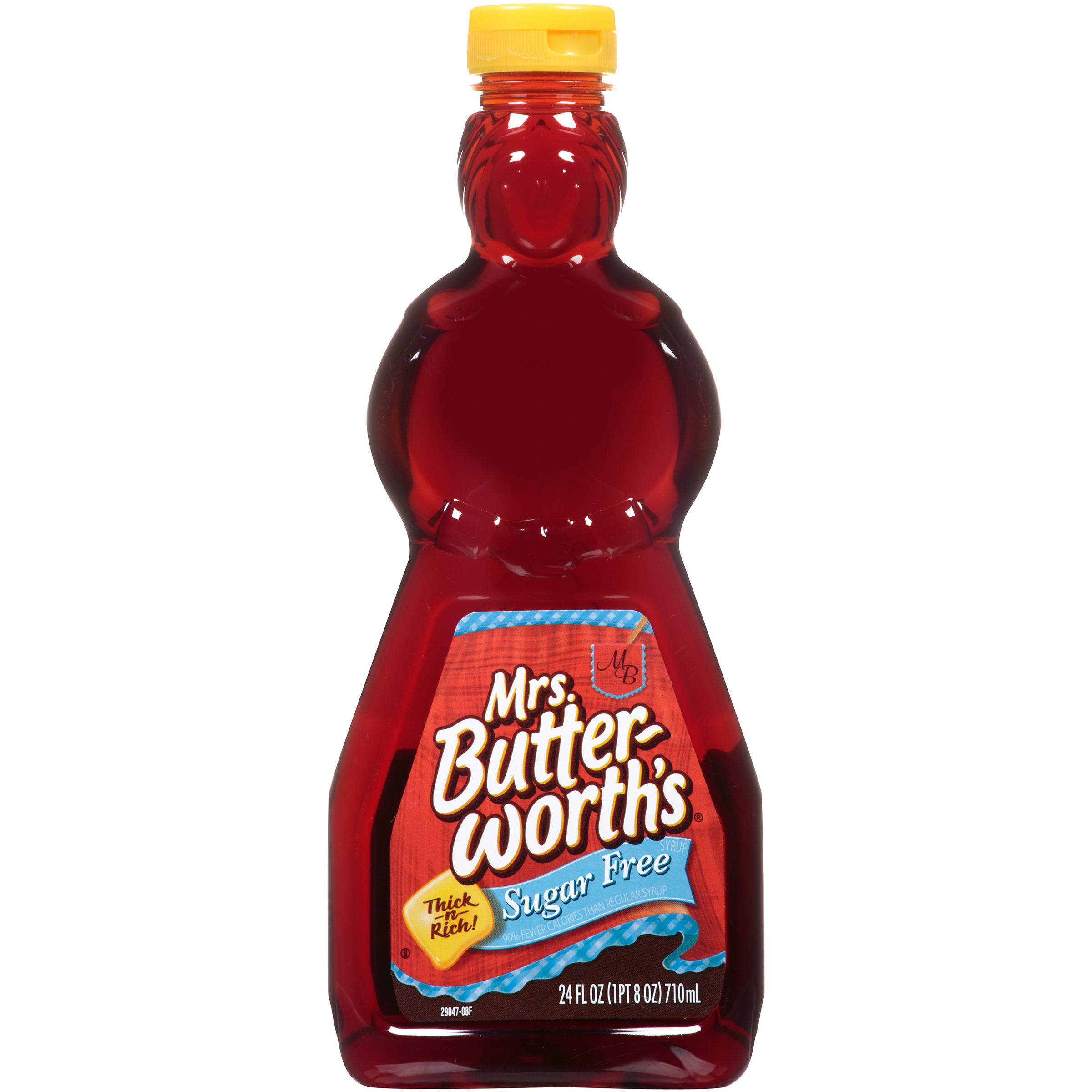 Mrs. Butterworth's�� Sugar Free Syrup 24 fl. oz. Bottle