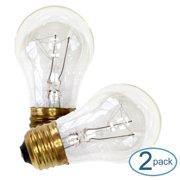 Westinghouse 0399599 - 15A15/2 A15 Light Bulb