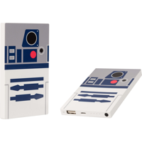 4000mAh Star Wars R2-D2 Power Bank