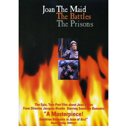 Joan the Maid-Battles & Prison [DVD]