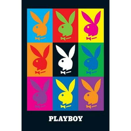 Playboy Pop Art Poster New 24x36