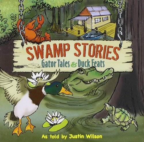 Swamp Stories: Gator Tales