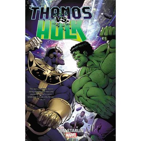 Thanos Vs. Hulk by