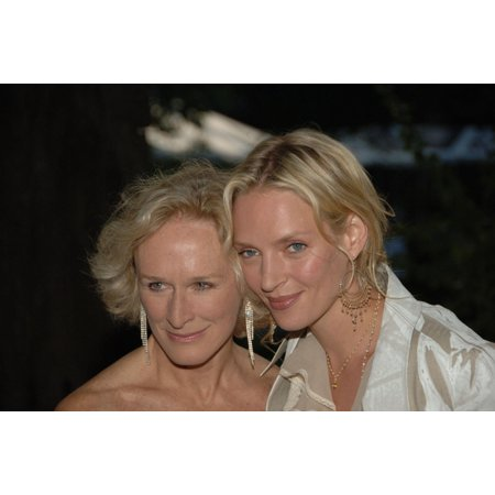 Glenn Close Uma Thurman At Arrivals For Central Park Zoo Wildlife Conservation Safari 2006 The Central Park Zoo New York Ny May 17 2006 Photo By William D BirdEverett Collection Celebrity](Halloween Central Park Zoo)