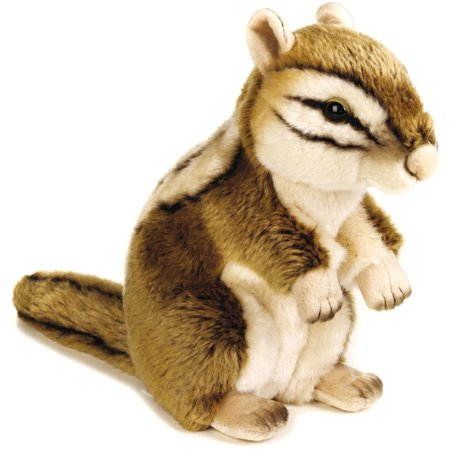 Lelly National Geographic Plush  Siberian Chipmunk