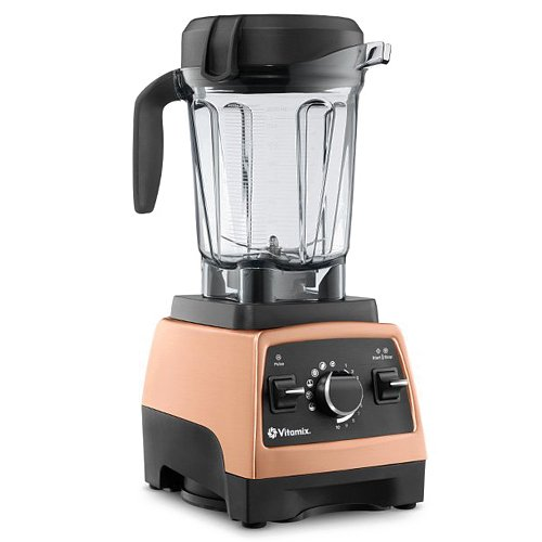 Vitamix 750 Copper Heritage G-Series Variable Speed Blender Copper (60204)