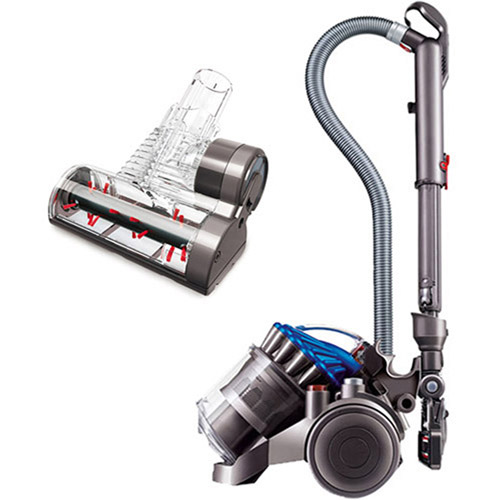 Dyson DC23 Turbinehead Canister Vacuum with Bonus Mini-Turbinehead Tool ($70 Value)