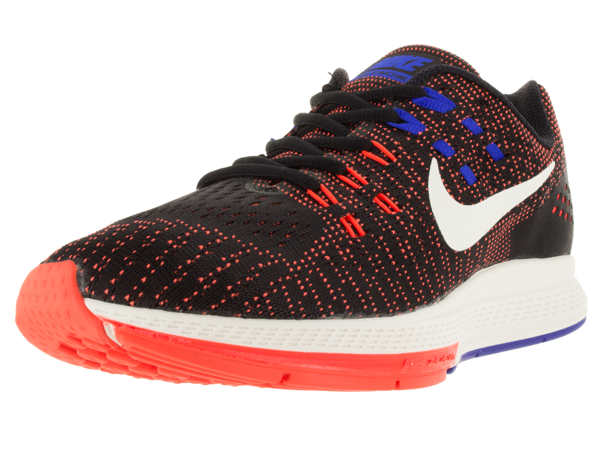 buy popular add44 ca47e ... low price nike mens air zoom structure 19 running shoe walmart d7588  1df23