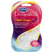 Dr. Scholl's DreamWalk Heel Liners, 1 pr