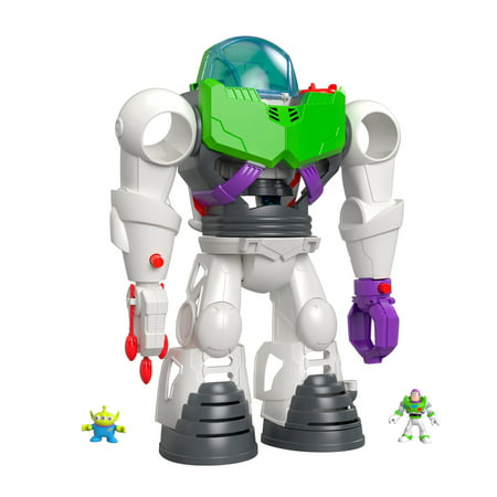 Imaginext Disney Pixar Toy Story Buzz Lightyear Robot (Toy Story Edible Images)