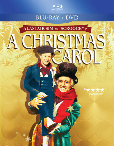 A Christmas Carol (Blu-ray + DVD) by UNITED HOME