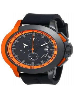 fdd1b62f8 Free shipping. Product Image Unisex 1101/3 Orange Quantum Sport Quartz  Chronograph Aluminum Accents Watch