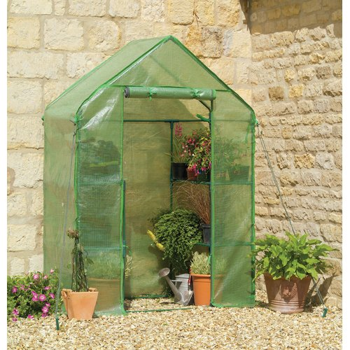 Gardman 5 Ft. W x 2.5 Ft. D Greenhouse by Gardman