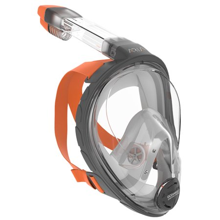 Ocean Reef Aria Full Face Snorkel Mask (All In One Face Mask And Snorkel)