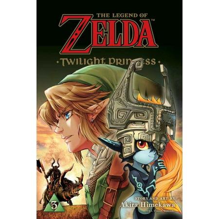 The Legend of Zelda Twilight Princess 3
