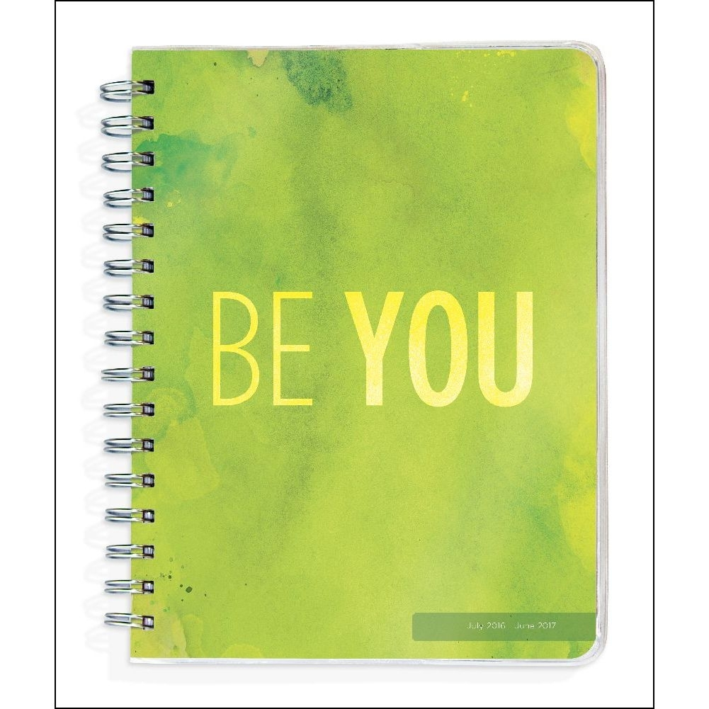 Be You Academic Softcover Engagement Calendar