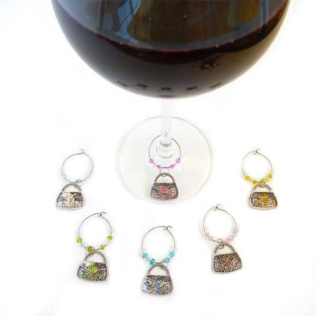 Bella Vita - Purse Wine Charms