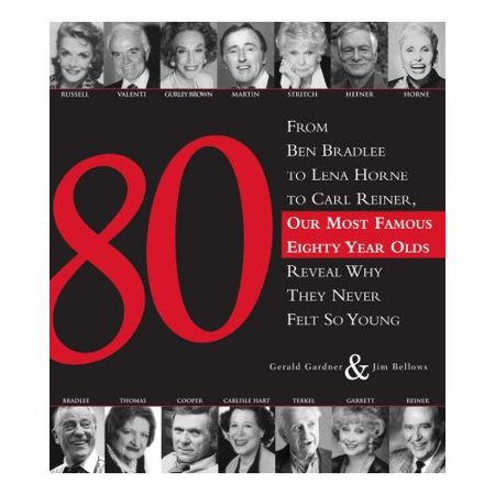 80: From Ben Bradlee to Lena Horne to Carl Reiner, Our Most Famous Eighty Year Olds, Reveal Why They Never... by