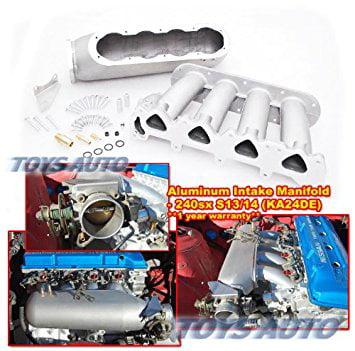 Godspeed 240sx S13 S14 Ka24 Ka24de Dohc Engine Big Intake Performance Manifold (Turbo / Na) + Iac