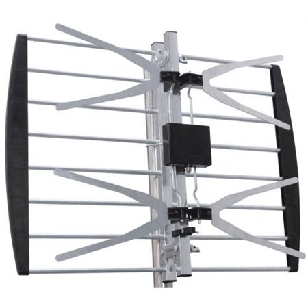 Xtreme Signal HDTV 2 Bay Bowtie Outdoor TV Antenna 35 Mile UHF Only