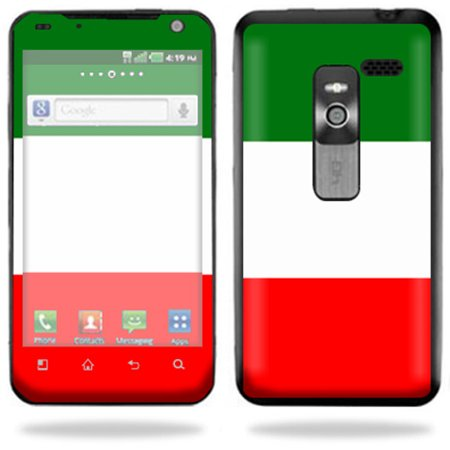 Mightyskins Protective Vinyl Skin Decal Cover for LG Esteem 4G Metro PCS Cell Phone wrap sticker skins Italian