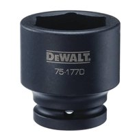 DEWALT DWMT75177OSP Metric Impact Socket, 6-Point, 3/4-In. Drive, 41mm - Quantity 1