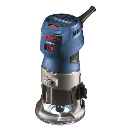 Bosch Colt 1.25 hp Corded Palm Router 4.13 in. Dia. 7 amps 35000