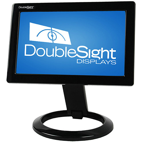 "DoubleSight Displays 7"" Widescreen USB LCD Monitor - DS-70U"